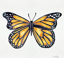 Monarch Butterfly by Cat Coquillette