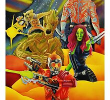 A Bunch of A-Holes - Guardians Of The Galaxy by suburbanavenger