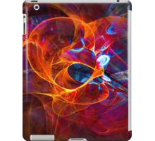 Consent  - digital abstract art iPad Case/Skin
