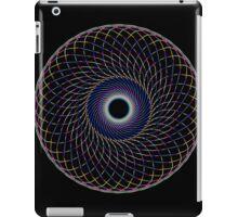 Multi Colored Swirl 1 iPad Case/Skin