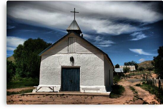 Penitente Church by Daniel J. McCauley IV