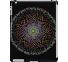 Multi Colored Swirl 3 iPad Case/Skin