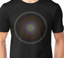 Multi Colored Swirl 3 Unisex T-Shirt