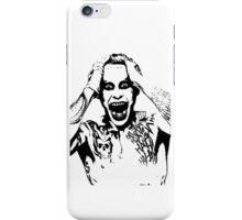Joker Black & White  iPhone Case/Skin