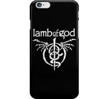 Lamb Of God - Logo iPhone Case/Skin