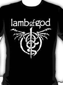 Lamb Of God - Logo T-Shirt