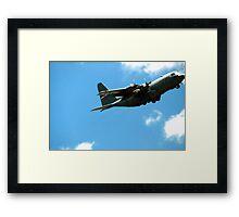 US AIR FORCE.... Framed Print