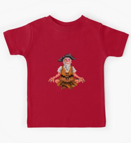 Herman Toothrot #01 (Monkey Island) Kids Tee