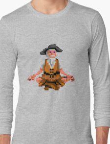 Herman Toothrot #01 (Monkey Island) Long Sleeve T-Shirt