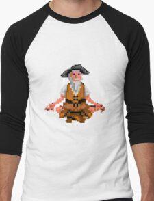 Herman Toothrot #01 (Monkey Island) Men's Baseball ¾ T-Shirt