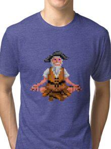 Herman Toothrot #01 (Monkey Island) Tri-blend T-Shirt