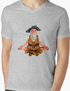 Herman Toothrot #01 (Monkey Island) Mens V-Neck T-Shirt