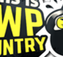 this is awp country Sticker