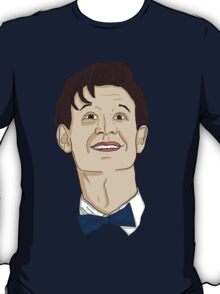 Doctor Who Smiling T-Shirt