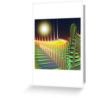 Rainbowvalley Greeting Card