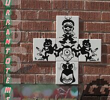 Urban Totems: City Characters by uniquesparrow