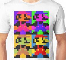 Super Pop Mario Unisex T-Shirt