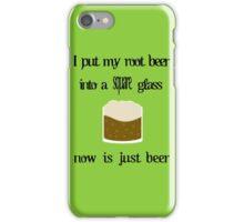 (Root(Beer))^2 iPhone Case/Skin