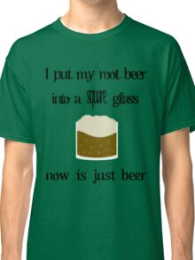 (Root(Beer))^2 Classic T-Shirt