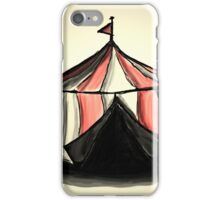 Tent iPhone Case/Skin