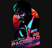 Pacquiao Mens V-Neck T-Shirt