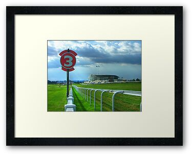 Epsom Racecourse - Home of the English Derby by Colin J Williams Photography
