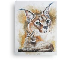 Sprightly Canvas Print