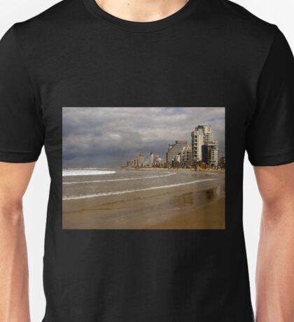 The Beaches of Tel Aviv Unisex T-Shirt