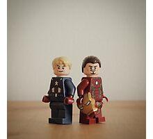 Lego civil war Photographic Print