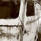 Renault Camper Van with split screen by AbsintheFairy