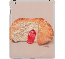 Jam Doughnut, gooey gorgeousness iPad Case/Skin
