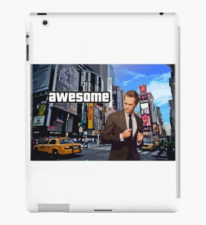 Barney Stinson - Awesome iPad Case/Skin