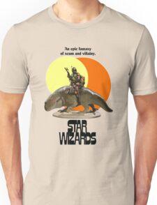 STAR WIZARDS Unisex T-Shirt
