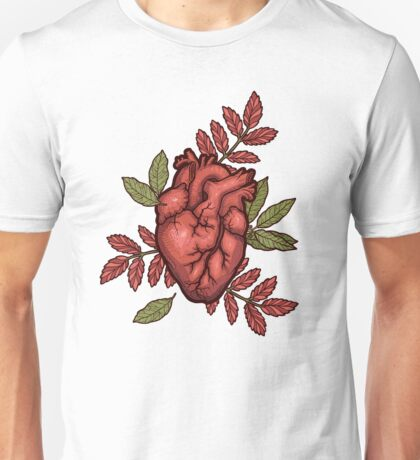 secret hearts Unisex T-Shirt