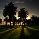 Sundown Riverside Drive Perth by GerryMac