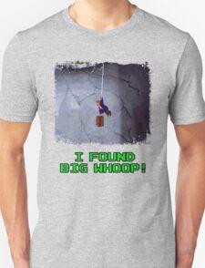 I found BIG WHOOP (Monkey Island) T-Shirt