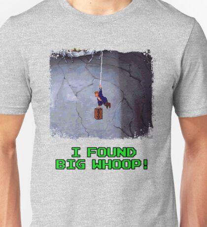 I found BIG WHOOP (Monkey Island) Unisex T-Shirt