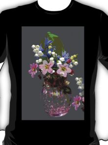 Spring Flowers Bouquet T-Shirt