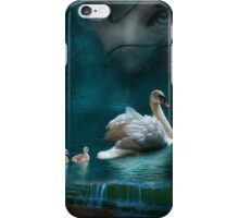 Your heart knows in silence iPhone Case/Skin