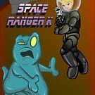 Space Ranger K by shontoon