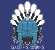 Game of Spoons by JRBERGER