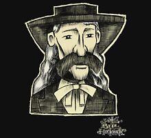 Wild Bill Hickock. Unisex T-Shirt