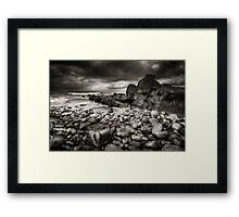 Rocky, Caithness, Scotland Framed Print