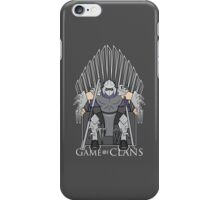Game of Clans iPhone Case/Skin