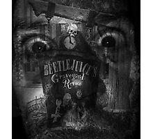 Beetle Juice Freek Show Photographic Print