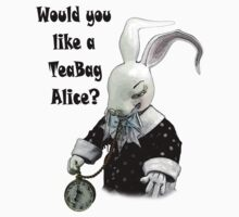 Would You Like a TeaBag Alice? by Alessandro Florelli
