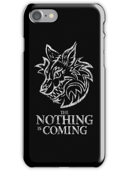 The Nothing (white) by Fanboy30