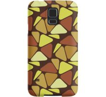 Sixties Decoration Pattern Samsung Galaxy Case/Skin