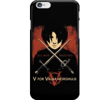 The North Remembers, Remembers... iPhone Case/Skin
