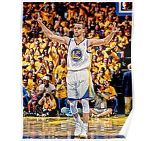 Stephen Curry Poster Poster